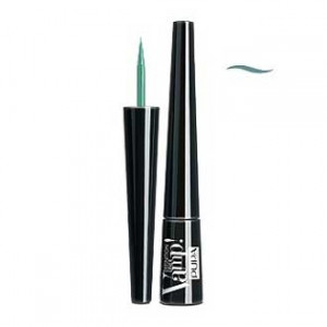 Pupa Eyeliner Vamp ! Definition Liner - 500 Emerald Green - 2,5 ml Eyeliner feutre 8011607205943