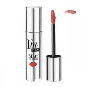 Pupa I'm Matt Lip Fluid - Rouge à Lèvres Fluide - 12 Rose Nude - 4 ml Rouge à lèvres liquide Couleur pure Mat absolu Sans paraben 8011607234288