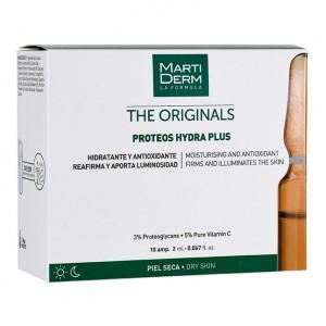 MartiDerm The Originals - Proteos Hydra Plus - 10 Ampoules 8437000435013