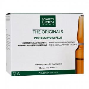 MartiDerm The Originals - Proteos Hydra Plus - 30 Ampoules 8437000435020
