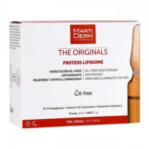 MartiDerm The Originals - Proteos Liposome - 10 Ampoules 8437000435105