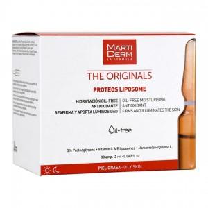 MartiDerm The Originals - Proteos Liposome - 30 Ampoules 8437000435112