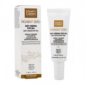 MartiDerm Pigment Zero - DSP-Crème SPF50+  - 40 ml 8437000435129