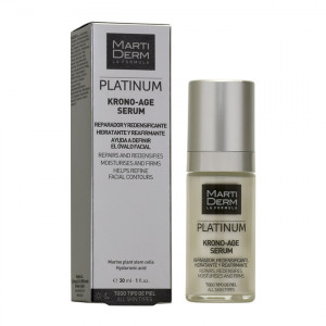 MartiDerm Platinum - Krono-Age Sérum - 30 ml 8437000435389