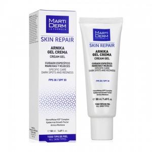 MartiDerm Skin Repair - Arnika - Gel Crème SPF 30 - 50 ml 8437015942148