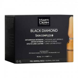 Martiderm Black Diamond - Skin Complex - 30 Ampoules 8437015942315