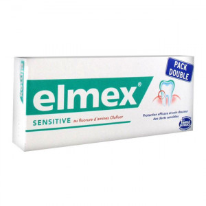 Elmex Sensitive - Dentifrice - DUO 8714789919119
