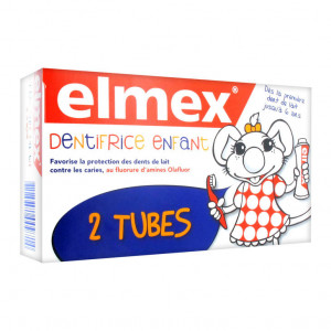 Elmex Dentifrice Enfant DUO 8718951009714