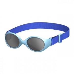 Béaba Lunettes Bandeau Clip Bleue 0 - 6 mois