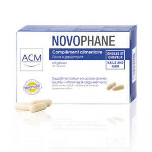 Novophane 3 mois 180 gélules