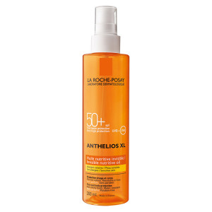 Anthelios XL - Huile Nutritive Invisible SPF50+ 200 ml