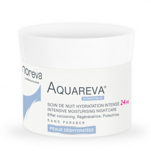 Aquareva - Soin de Nuit Hydratation Intense 24h - 50 ml