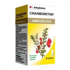 Arkopharma Arkogélules - Cranberryne 45 gélules
