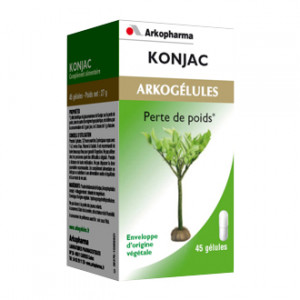 Arkopharma Arkogélules - Konjac 45 gélules
