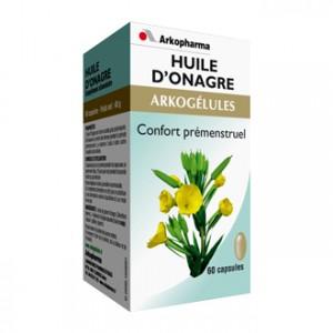 Arkogélules - Huile d'Onagre 60 gélules