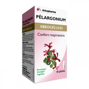 Arkogélules - Pelargonium 45 Gélules
