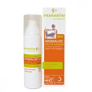 Aromalgic Huile De Massage - Articulations Souples + Arnica