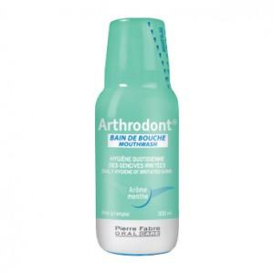 Arthrodont Bain de Bouche - Gencives Irritées - Arôme Menthe - 300 ml Hygiène quotidienne des gencives irritées Prêt à l'emploi