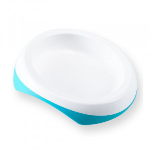 assiette-pour-enfant-bleu-difrax-hyperpara-accessoire-repas-bebe