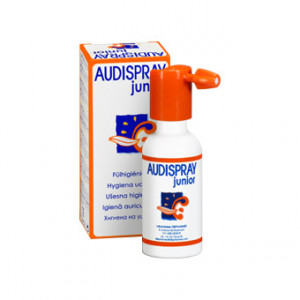 audispray junior 25 ml hygiene de l'oreille enfant hyperpara