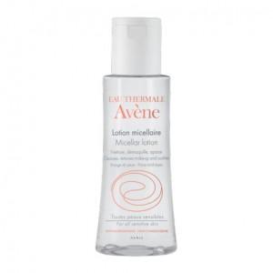 Avène Lotion Micellaire - 100 ml Nettoie, démaquille et apaise Visage et yeux Toutes peaux sensibles Hypoallergénique
