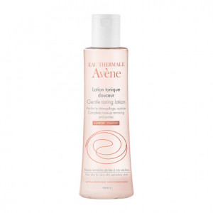 Avène Lotion Tonique Douceur - 200 ml Complète le démaquillage Apaise, protège votre peau Peaux sensibles sèches à très sèches 3282779051491