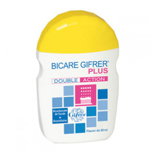 Bicare Plus - Double Action 60gr