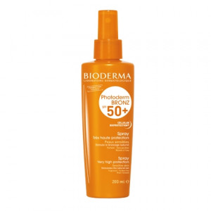 Photoderm Bronz SPF50+ Spray - 200 ml