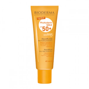 Bioderma Photoderm Max - Aquafluide SPF50+ Toucher Sec 40 ml