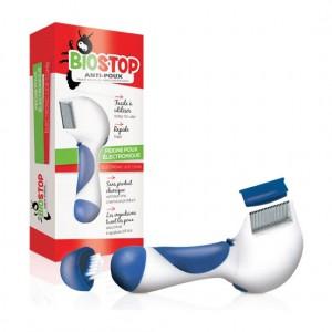 BioStop Peigne Poux Électronique accessoire anti-poux hyperpara 3401547408866
