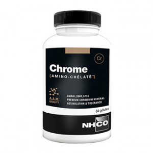 NHCO Nutrition Chrome 84 Gélules