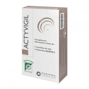 Actyvigil - 21 Gélules