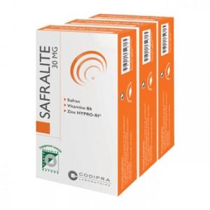 Safralite 30mg - Lot de 3 Boites
