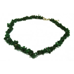 Collier Malachite