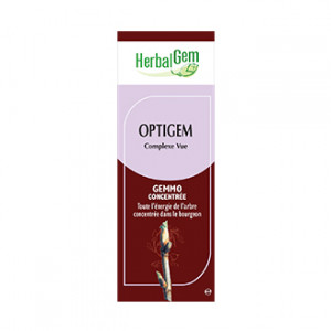 Optigem - Complexe Vue - 30 ml