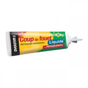 Overstims Coup de Fouet Liquide - Saveur Passion Brazil 35 g ÉDITION LIMITÉE