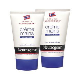 Crème Mains Concentrée DUO 2x50 ml
