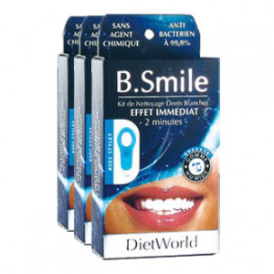 B.Smile Lot de 3 Kits