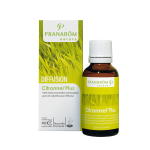 Diffusion Citronnel'Plus 30ml