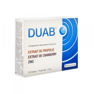 DUAB - 20 Gélules