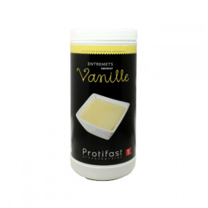 Phase 1 - Entremets Vanille - 500g