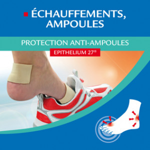 Protection Echauffement Anti-Ampoules Epithelium