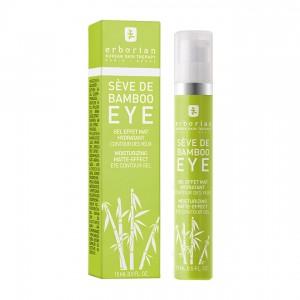 Erborian Sève de Bamboo Eye - 15 ml Gel effet mat hydratant Contour des yeux