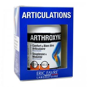 Eric Favre Arthroxyne - 90 Comprimés Articulations Confort & bien être articulaire Souplesse & mobilité Stress oxydatif 3525722019187