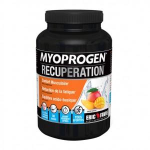 Eric Favre Myoprogen - 300g Récupération Confort musculaire Réduction de la fatigue Équilibre acido-basique 30 doses 3525722017466