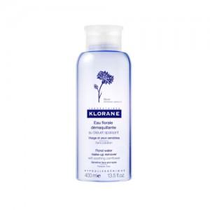 Eau Florale Démaquillante au Bleuet Apaisant 400 ml