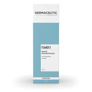 Dermaceutics Foamer 5 - Mousse Nettoyante Exfoliante Douce 100 ml