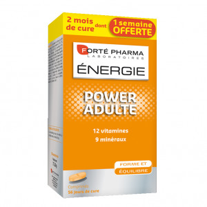 Energie Power Adulte 56 Comprimés