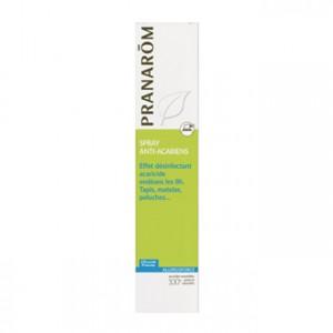 Pranarôm Allergoforce - Spray Anti-Acariens 150 ml Effet désinfectant acaricide endéans les 8h. Tapis, matelas, peluches ....