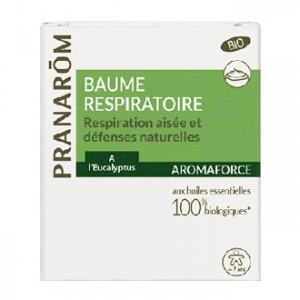 Pranarôm Baume Respiratoire BIO 80 ml
